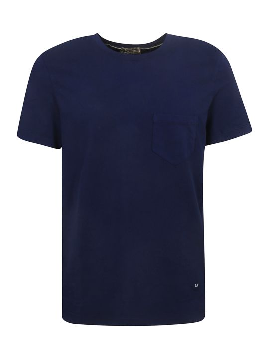 Luigi Borrelli Round Neck T-shirt
