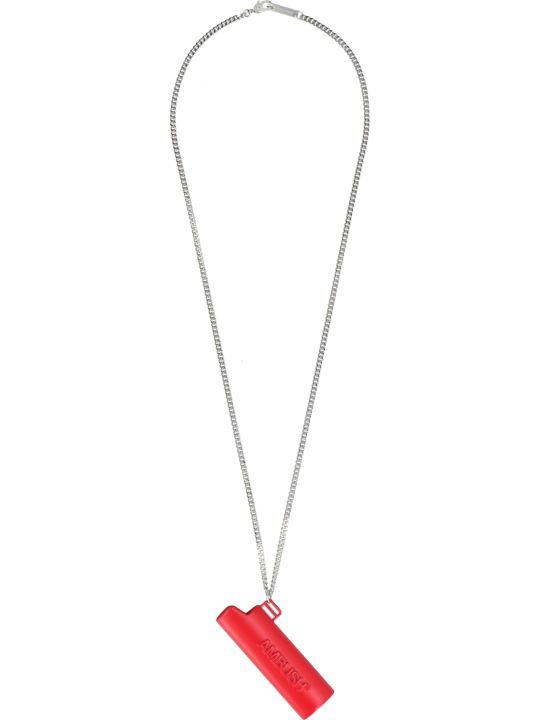 AMBUSH 'lighter Case' Necklace