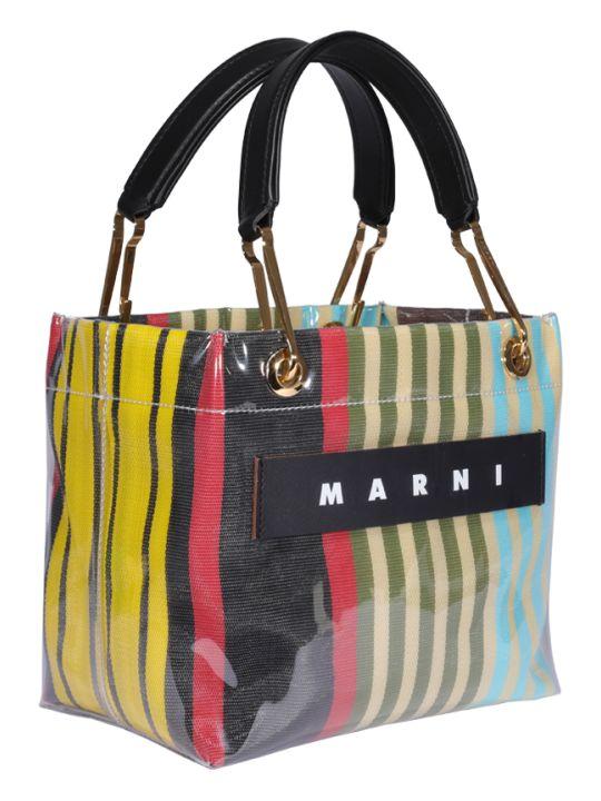 Marni Tote Bag Striped