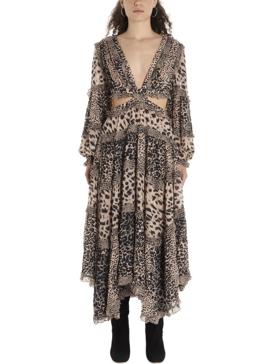 Zimmermann 'allia Cut Out' Dress