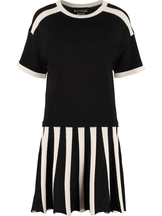 Boutique Moschino Sweater Dress