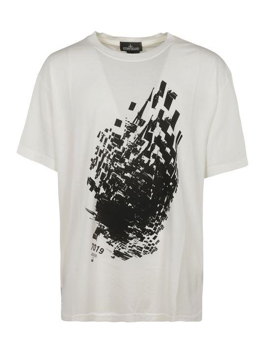 Stone Island Shadow Project 7019 Print T-shirt