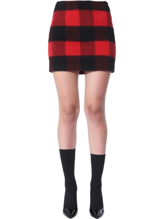 Dsquared2 Tartan Mini Skirt