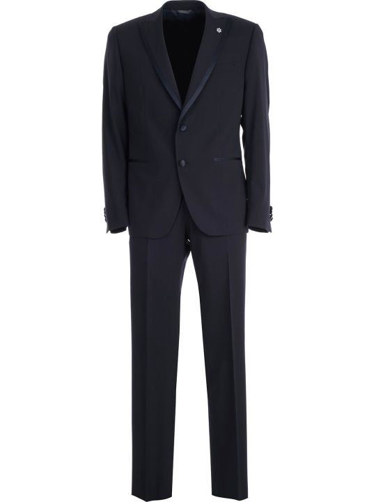 Emanuel Ungaro Single Breasted Suit