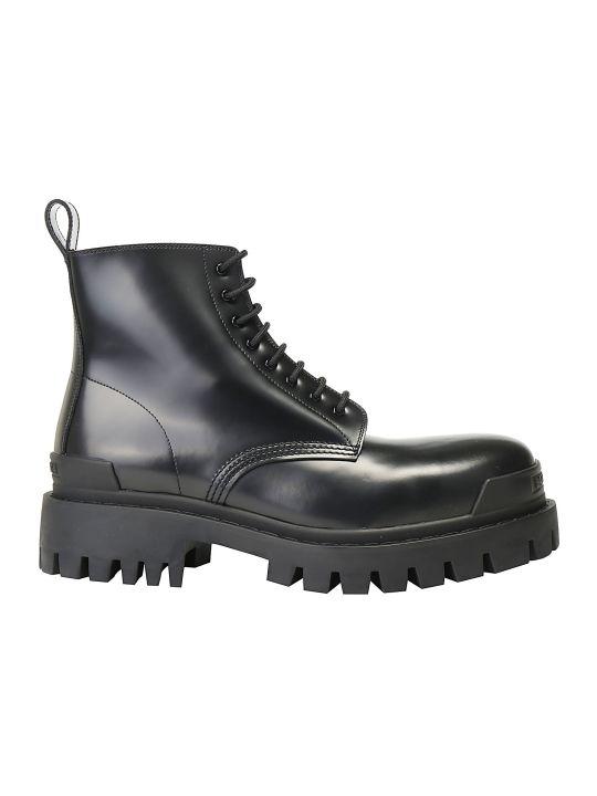 Balenciaga Strike Boots