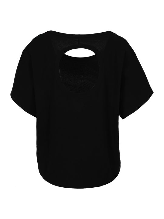 T by Alexander Wang Cut-out Detail T-shirt