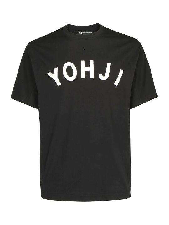 Y-3 Yohji Letterst-shirt