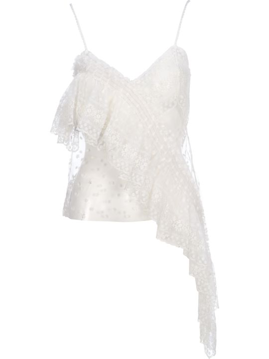 Philosophy di Lorenzo Serafini Philosophy Top Lace Look #34