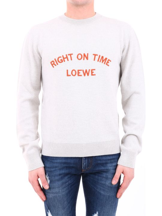 Loewe Sweater Light Grey