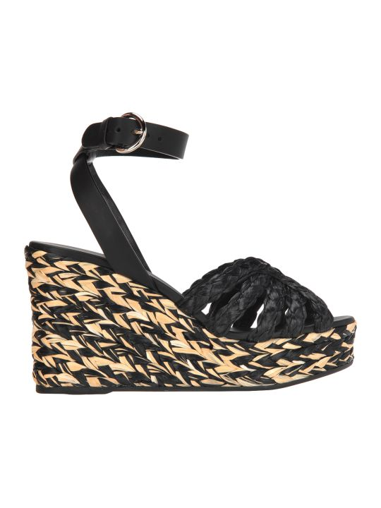 Prada Farfalla Wedge