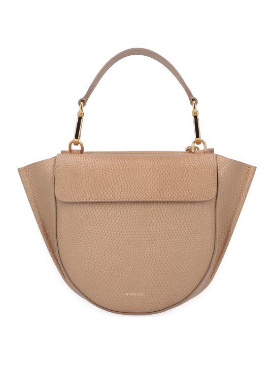 Wandler Hortensia Leather Mini-bag
