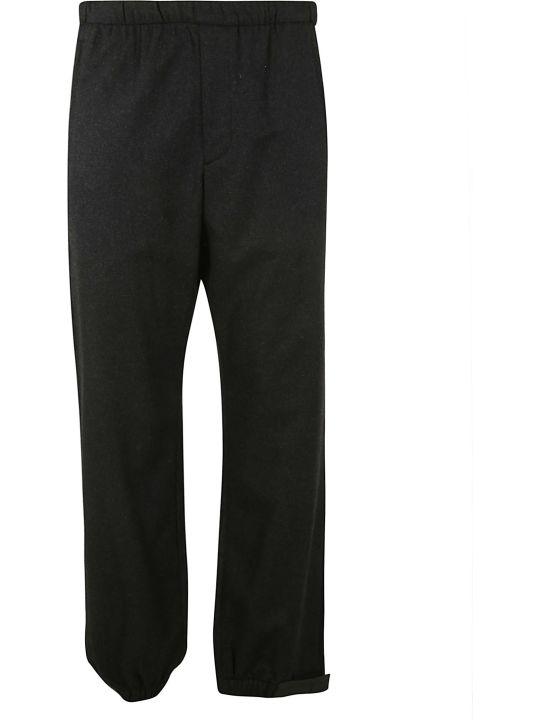 Prada Ribbed Trousers