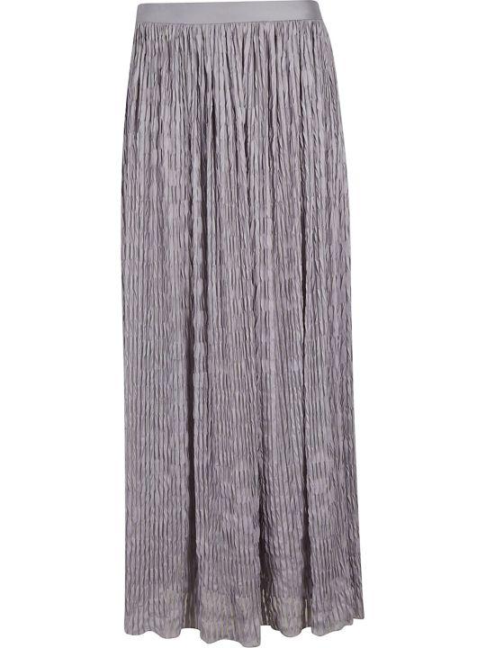 Armani Collezioni Flared Long Skirt