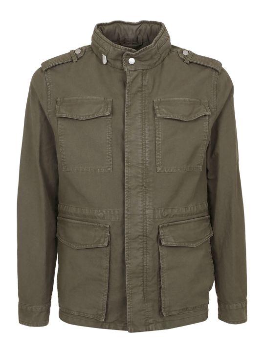 Eleventy Field Military Jacket