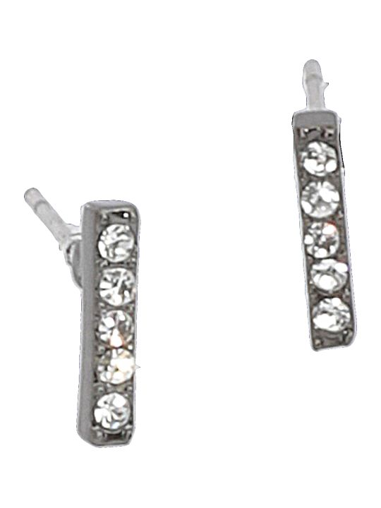 Federica Tosi Lobo Mini Line Earrings