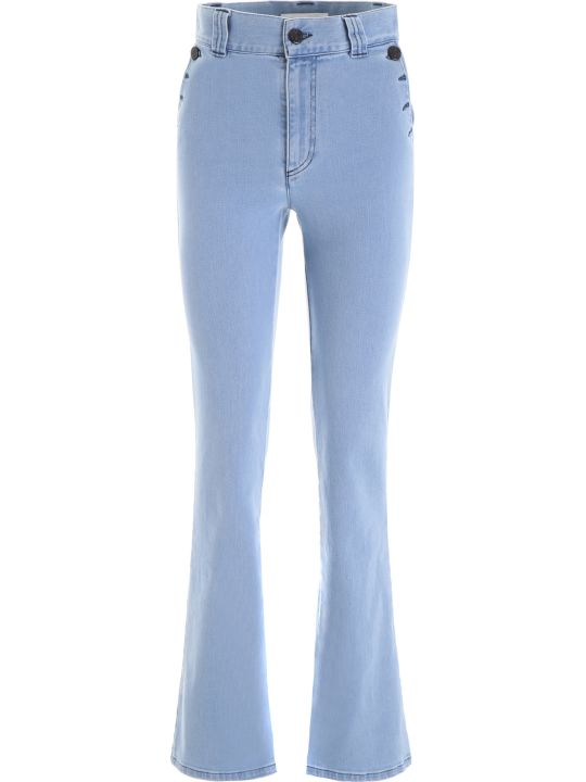 See by Chloé High-waisted Jeans