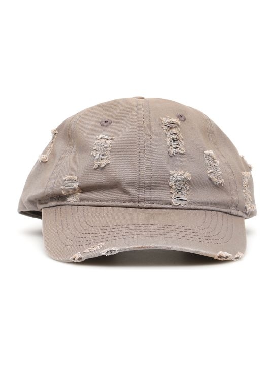 032c Destroyed Baseball Cap