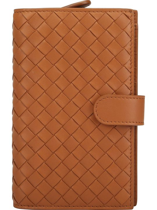 Bottega Veneta Crossbody Wallet