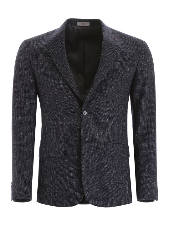 CC Collection Corneliani Melange Blazer