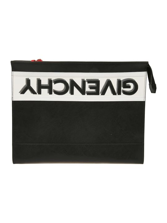 Givenchy Gusset Clutch