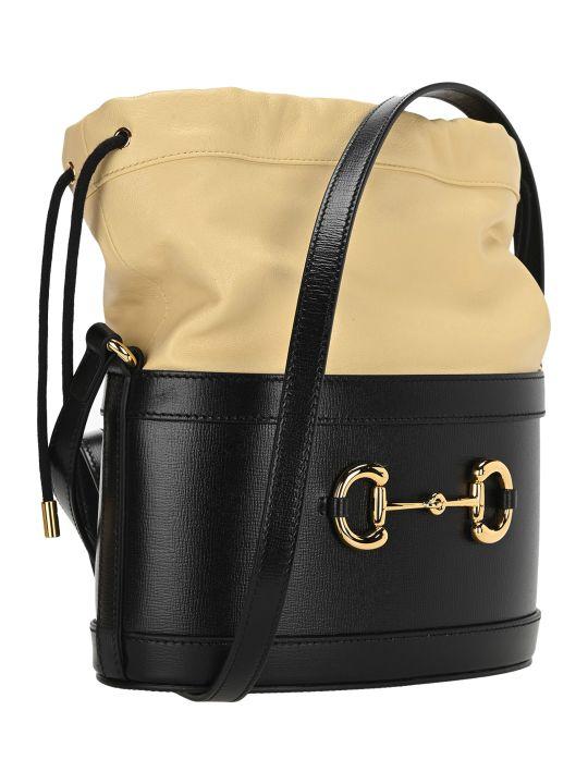 Gucci Gucci 1955 Horsebit Bucket Bag