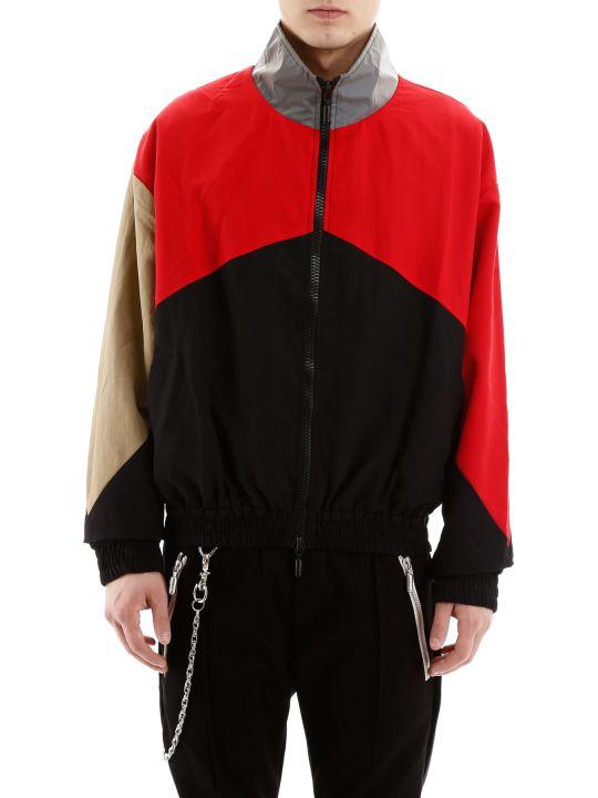 Rhude Color Block Flight Jacket