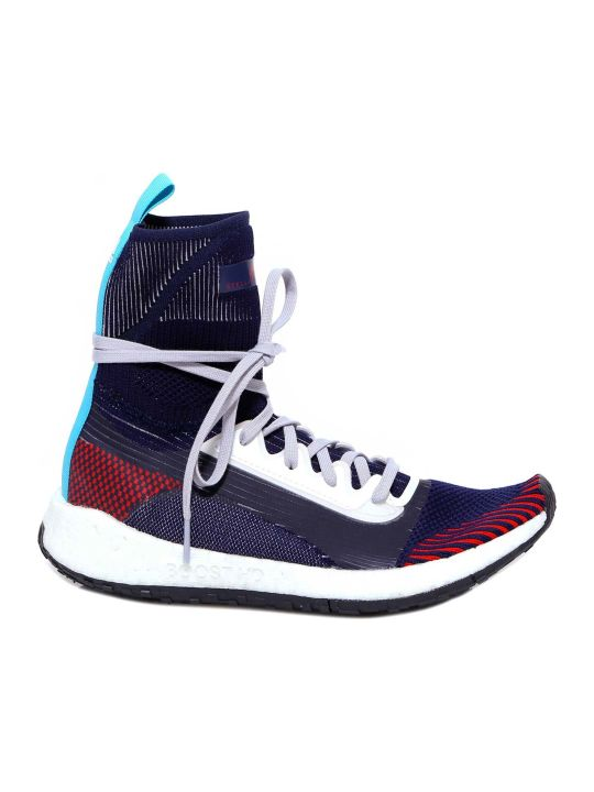 Adidas by Stella McCartney Pulse Boost Hd Mid Sneakers