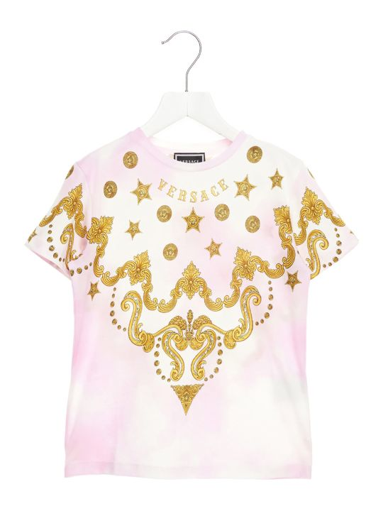 Young Versace 'barocco' T-shirt