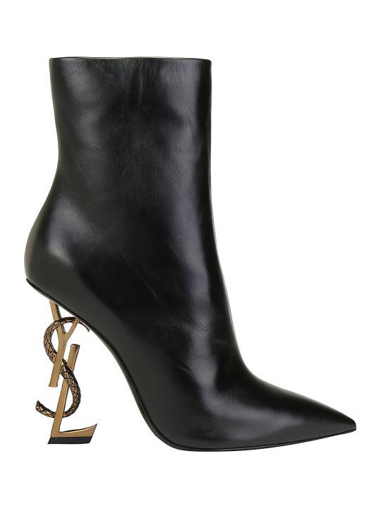 Saint Laurent Opyum Boots