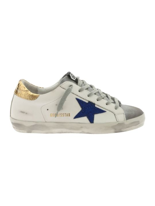 Golden Goose Deluxe Superstar Sneakers