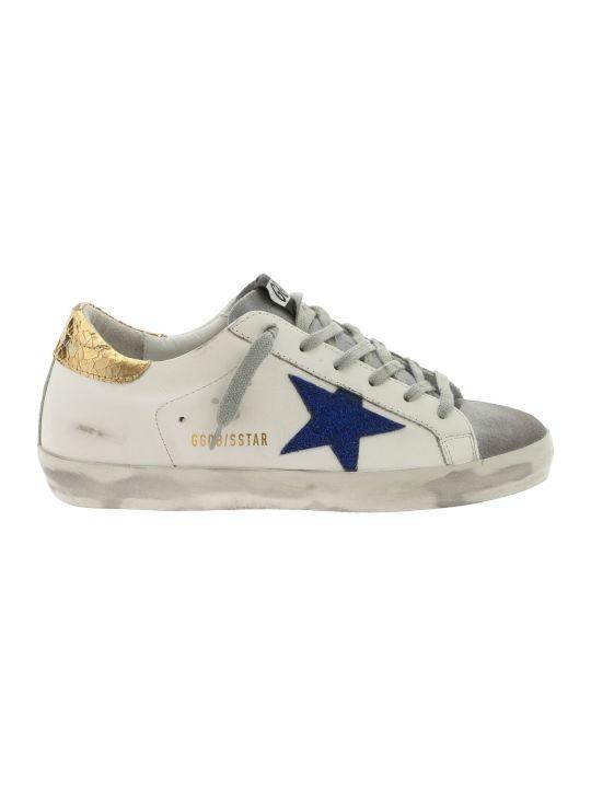 Golden Goose Deluxe Superstar Sneakers