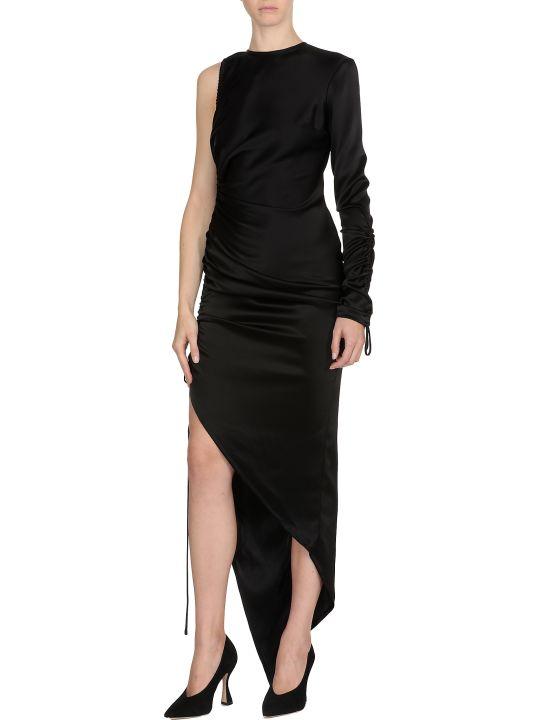 David Koma Satin Dress