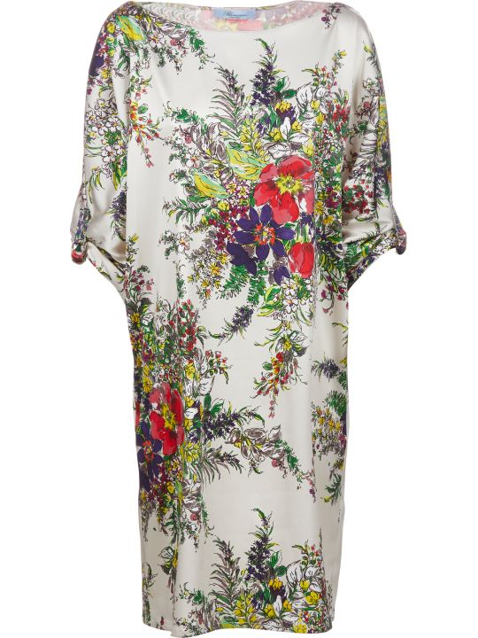 Blumarine Printed Dress