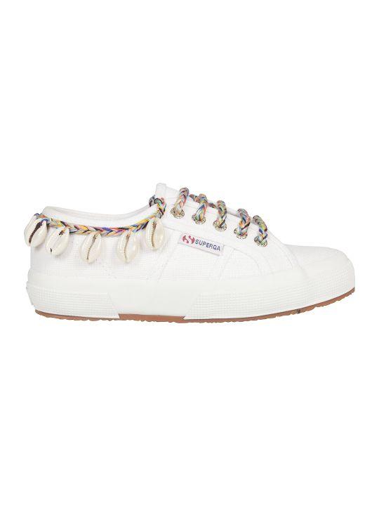 Alanui Cowrie Shell Sneakers
