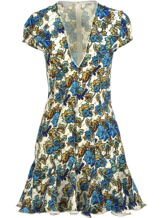 Stella McCartney Dress Mm Flower Print