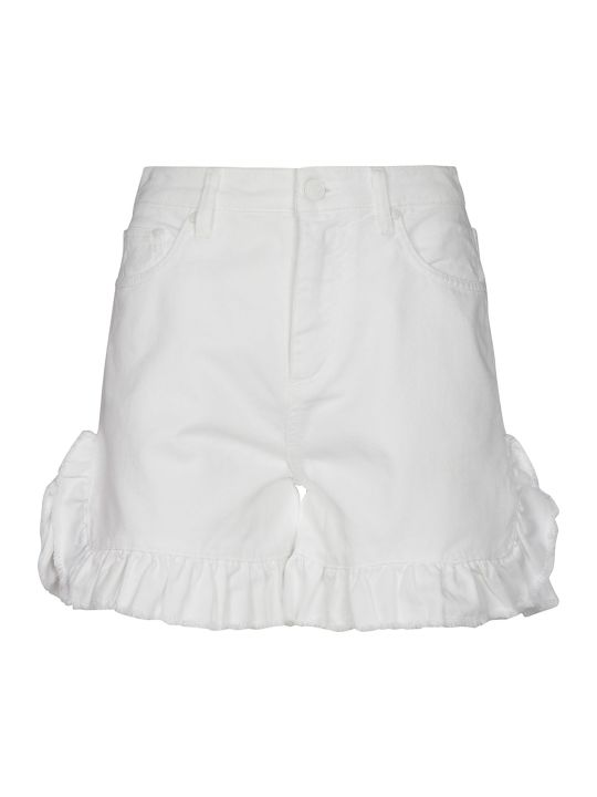 MSGM Ruffled Shorts