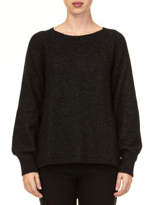 Kangra Kangra Wool Blend And Lurex Sweater