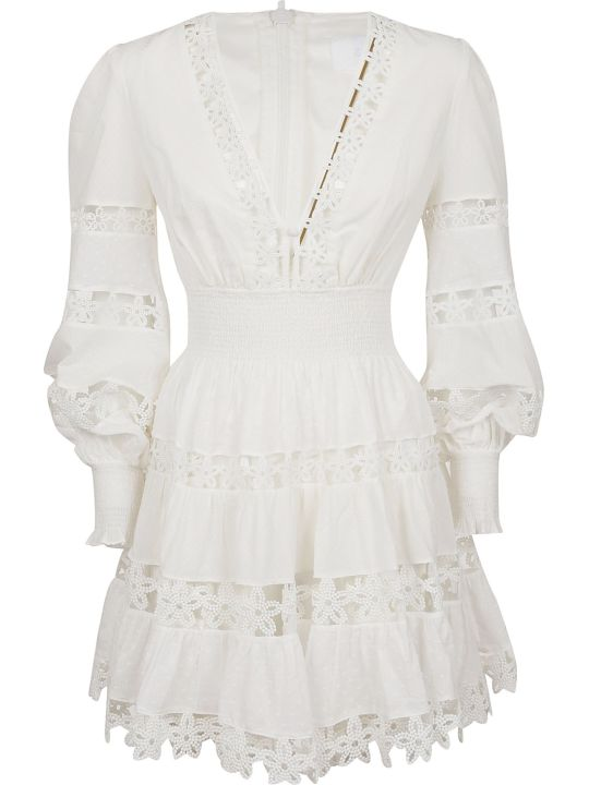 Zimmermann Primerose Daisy Short Dress