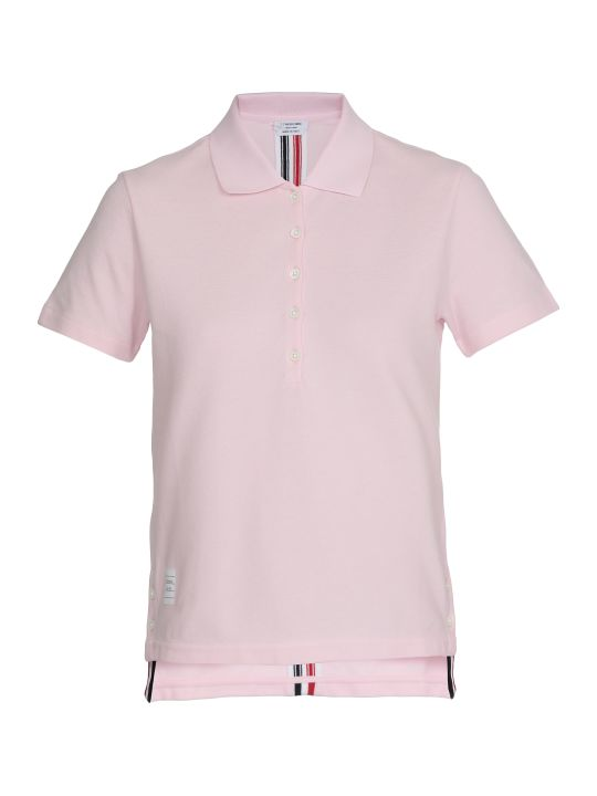 Thom Browne Cotton Polo Shirt