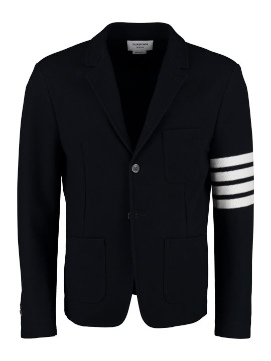 Thom Browne Cotton Piqué Blazer