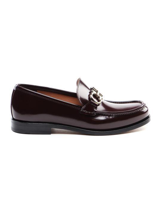Salvatore Ferragamo Rolo Shoes