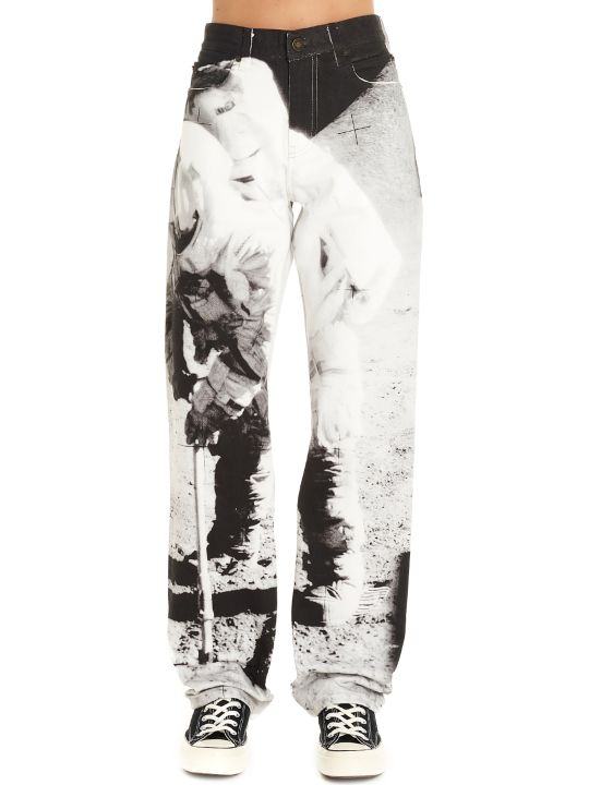 Calvin Klein 'moon Landings' Jeans