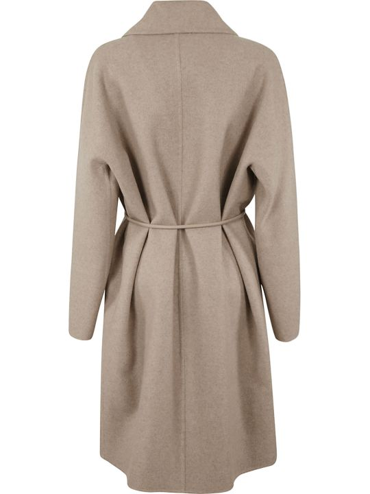 Max Mara Atelier Rope-tied Coat