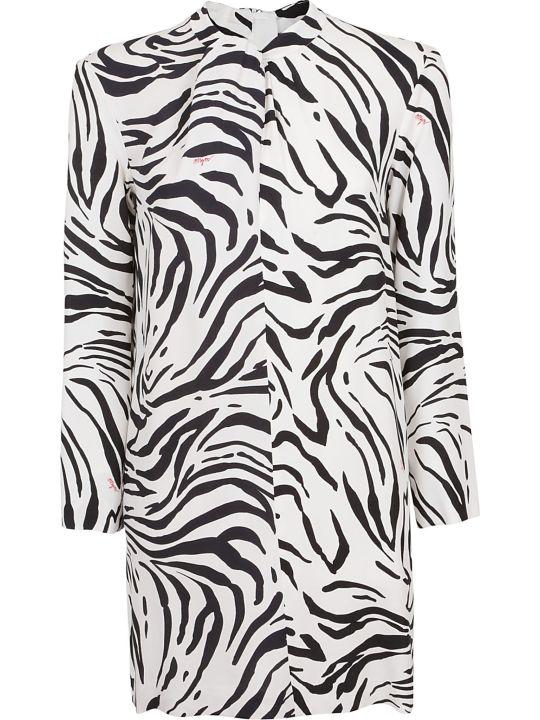 MSGM Zebra Print Dress