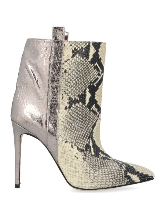 Paris Texas 'snake Print Natural' Shoes