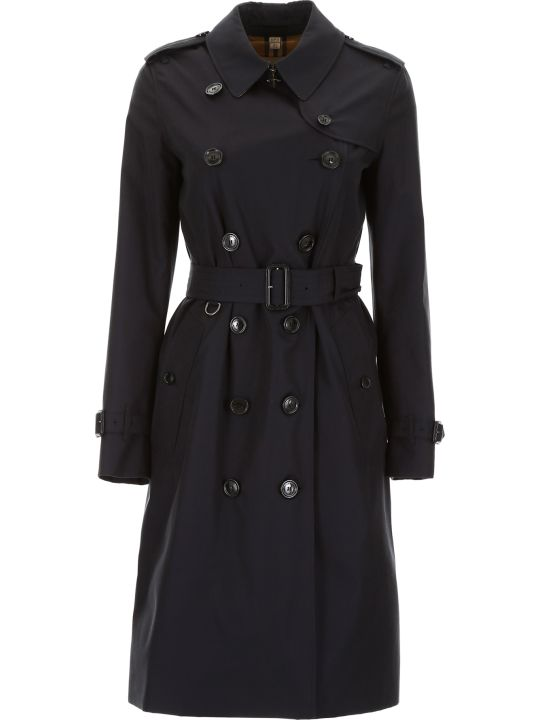 Burberry Long Kensington Raincoat