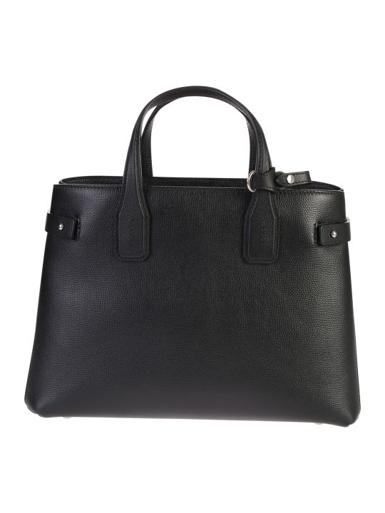 Burberry Banner M Leather Bag