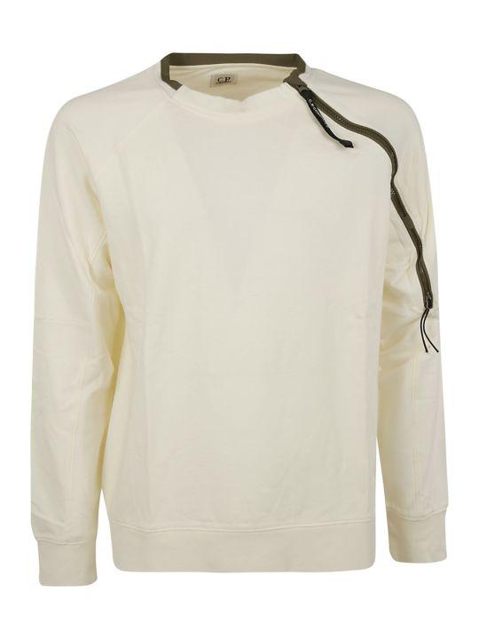 C.P. Company Zipped Detail Sweatshirt