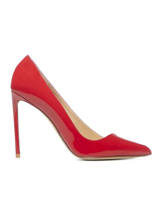 Francesco Russo 105 Mm High-heeled Shoe