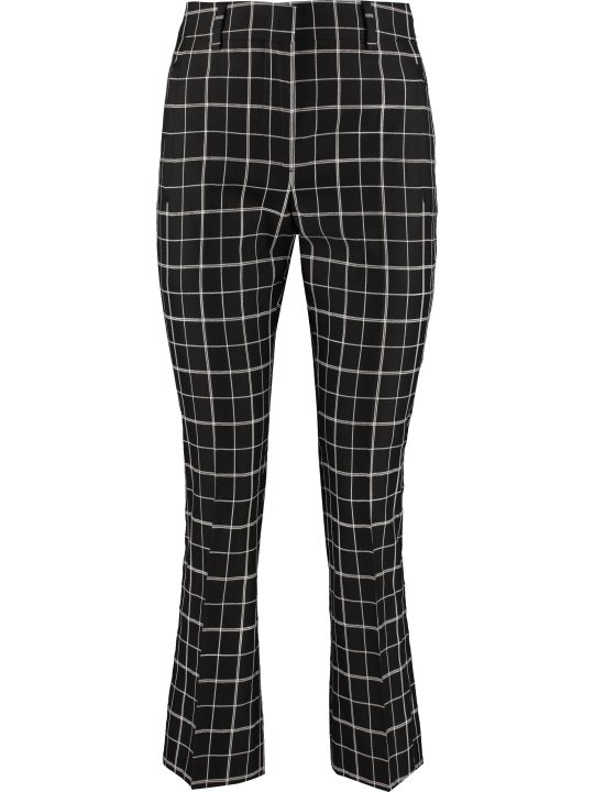 SportMax Talamo Checked Trousers